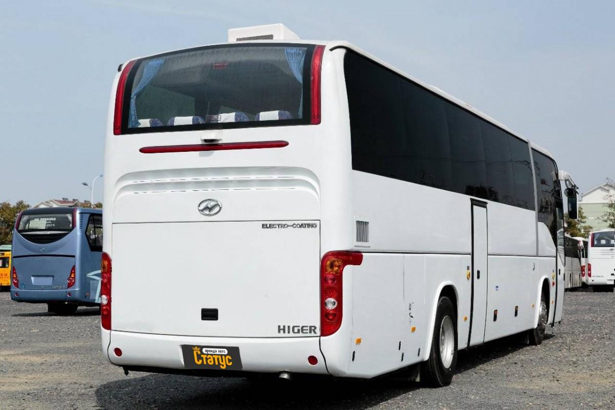 автобус хайгер фото новые подробности новинке