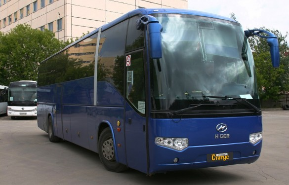 Автобус Higer 6885 (734)