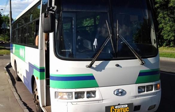 Автобус Hyundai Aero Town (351)