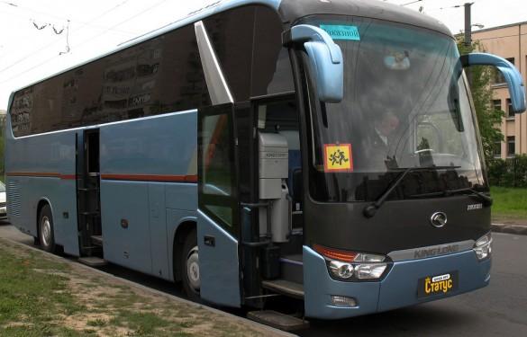 Автобус King Long (529)