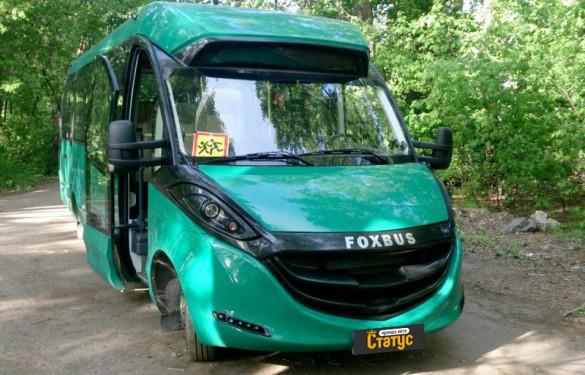 Автомобили с водителем FoxBus (734)