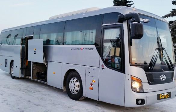 Автобус Higer 6119 (734)
