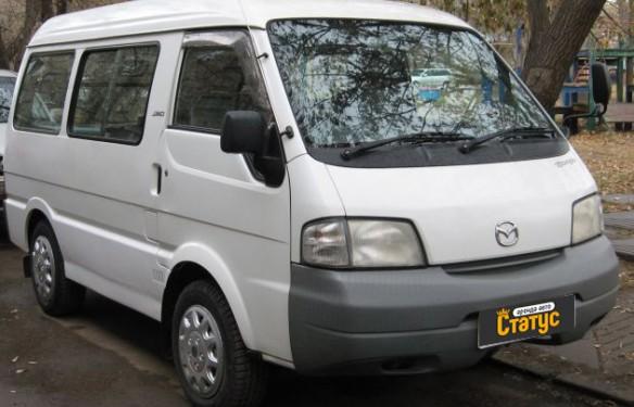 Микроавтобус Mazda Bongo 7