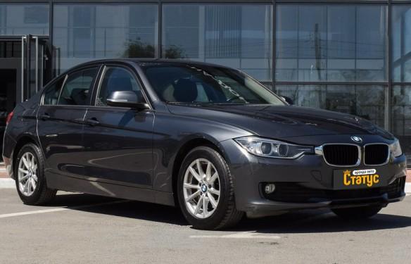 BMW 3-series F34