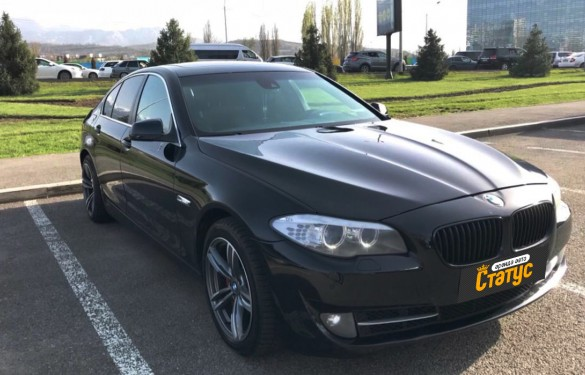 Авто бизнес класса BMW 5-series F10