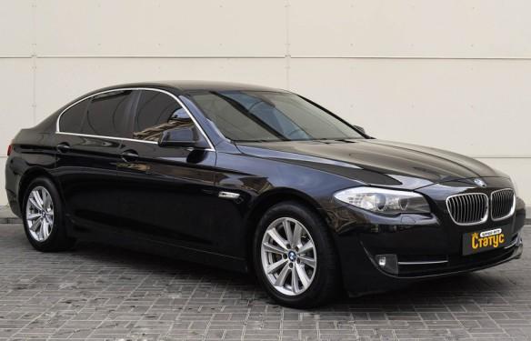 Авто бизнес класса BMW 5-series F11