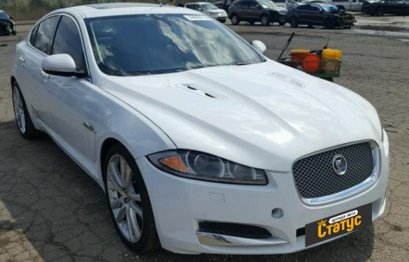 VIP авто Jaguar XF Superch