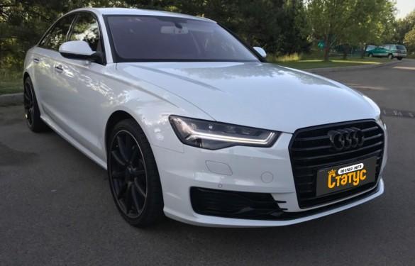 Автомобили с водителем Audi-A6 (135)