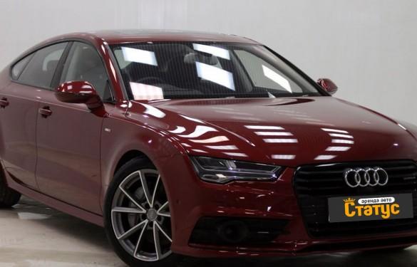 Автомобили с водителем Audi A-7