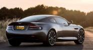 Aston Martin DB9 - вид сбоку