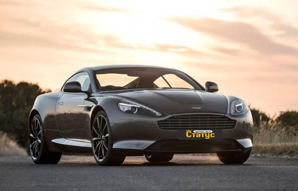 Автомобили с водителем Aston Martin DB9