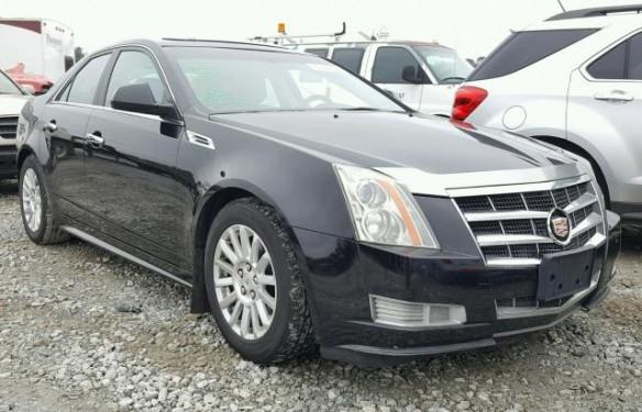 VIP авто Cadillac CTS