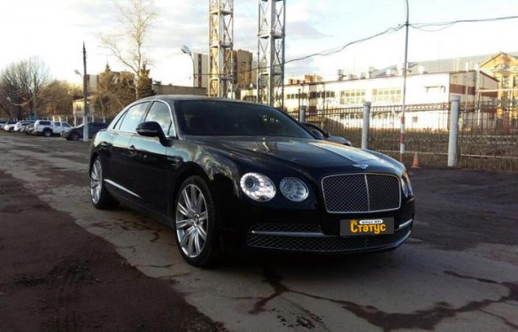 VIP авто Bentley Continental Flying Spur (630)