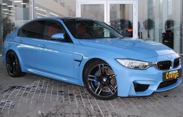 VIP авто BMW M3