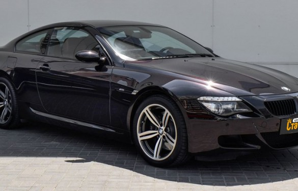 VIP авто BMW M6