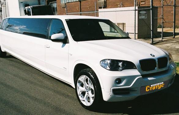 BMW X5-limo