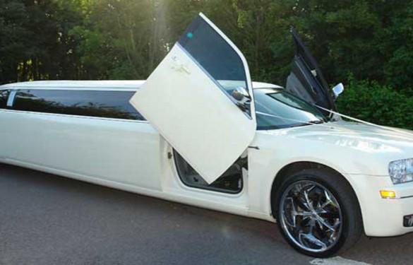 Автомобили с водителем Chrysler 300C Bentley-Style