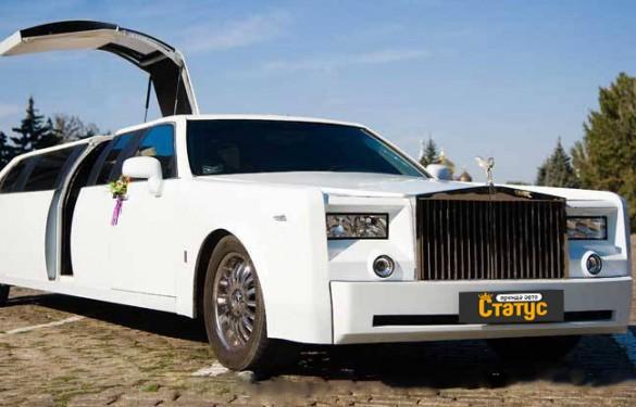 Автомобили с водителем Chrysler 300C Rolls-Royce-Style