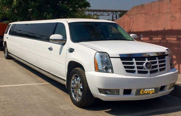 Автомобили с водителем Cadillac Escalade limo