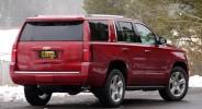 Chevrolet Tahoe - вид сбоку