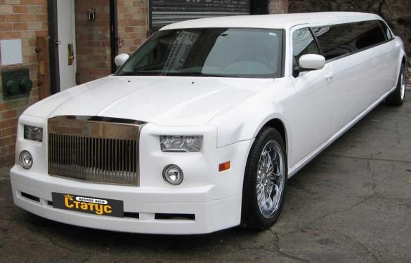 Лимузин Chrysler 300C Rolls-Royce-Style