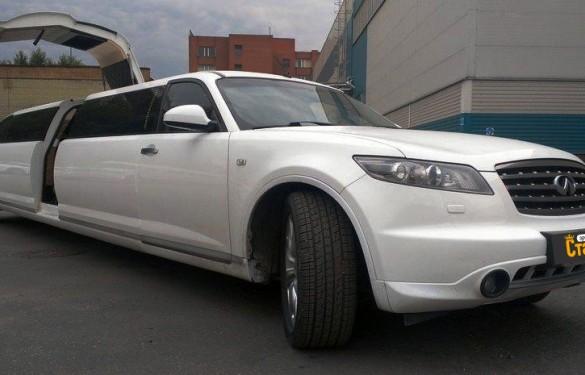 Лимузин Infiniti FX35-limo
