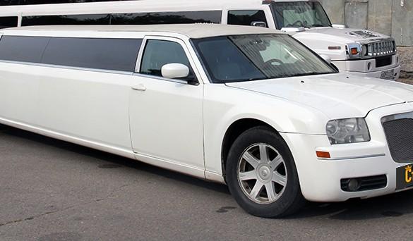 Автомобили с водителем Chrysler 300C