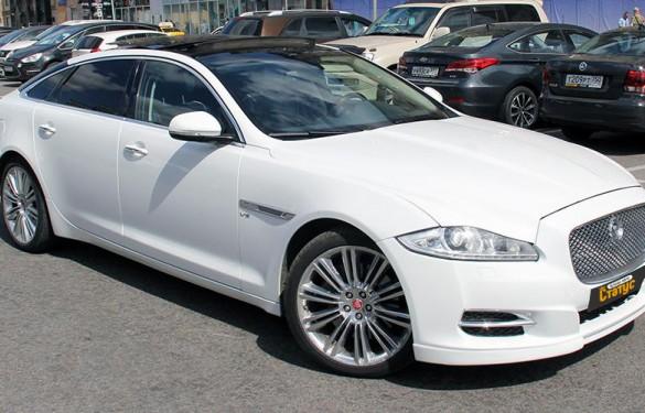 VIP авто Jaguar XJ 2013