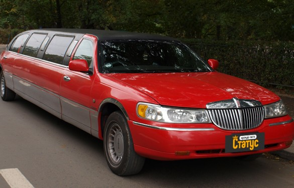 Лимузин Lincoln Town Car Krystal (001)