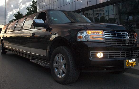 Лимузин Lincoln Navigator (200)