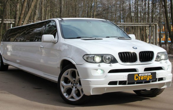 Автомобили с водителем BMW