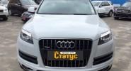 Audi Q7 - фото сбоку