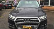 Audi Q7 TDI - вид сбоку