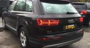 Audi Q7 TDI - фото сбоку
