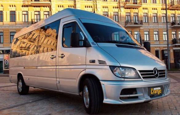 Микроавтобус Mercedes Sprinter 313