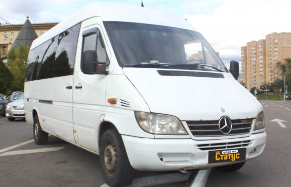 Микроавтобус Mercedes Sprinter 313 (113)