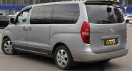 Hyundai Starex - фото сбоку