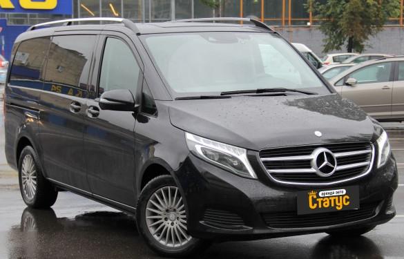 Минивэн Mercedes V-Class