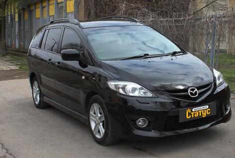 Минивэн Mazda 5
