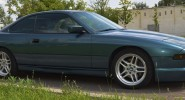 BMW 850i - фото сбоку