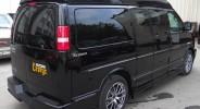 Chevrolet Express (454) - фото транспорта