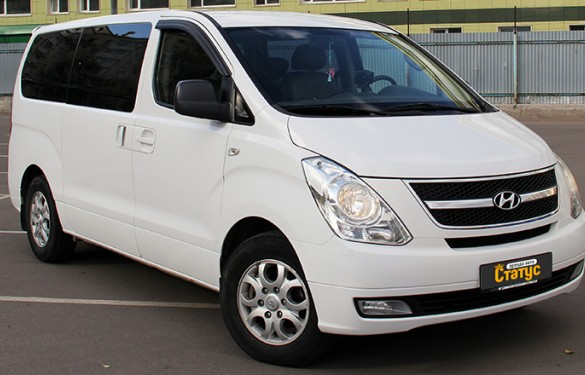 Минивэн Hyundai Starex (891)