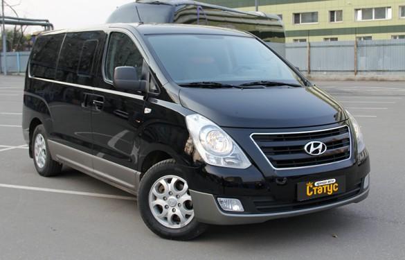 Минивэн Hyundai Starex (413)