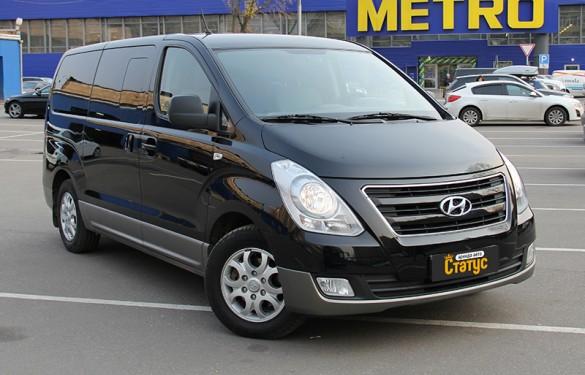 Минивэн Hyundai Starex (192)