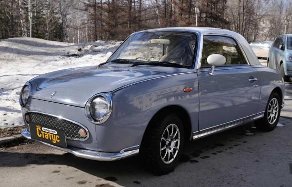 Ретро авто Nissan Figaro
