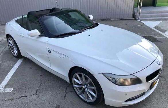 Спорткар BMW Z4
