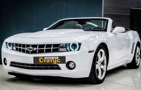 Спорткар Chevrolet Camaro