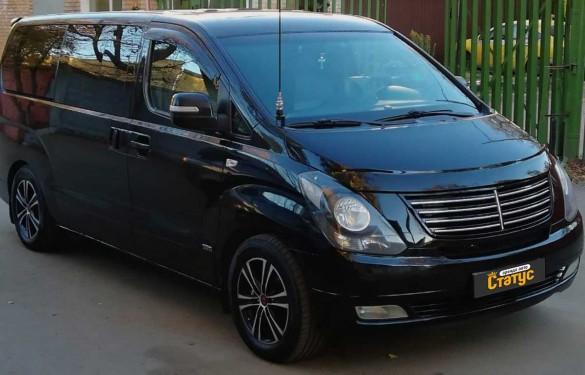 Минивэн Hyundai Grand Starex