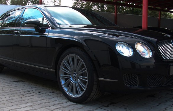 VIP авто Bentley Continental Flying Spur (340)