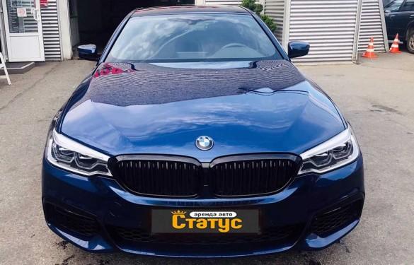 Авто бизнес класса BMW 5 G30